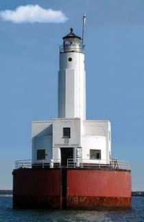 Cleveland East Ledge Lighthouse